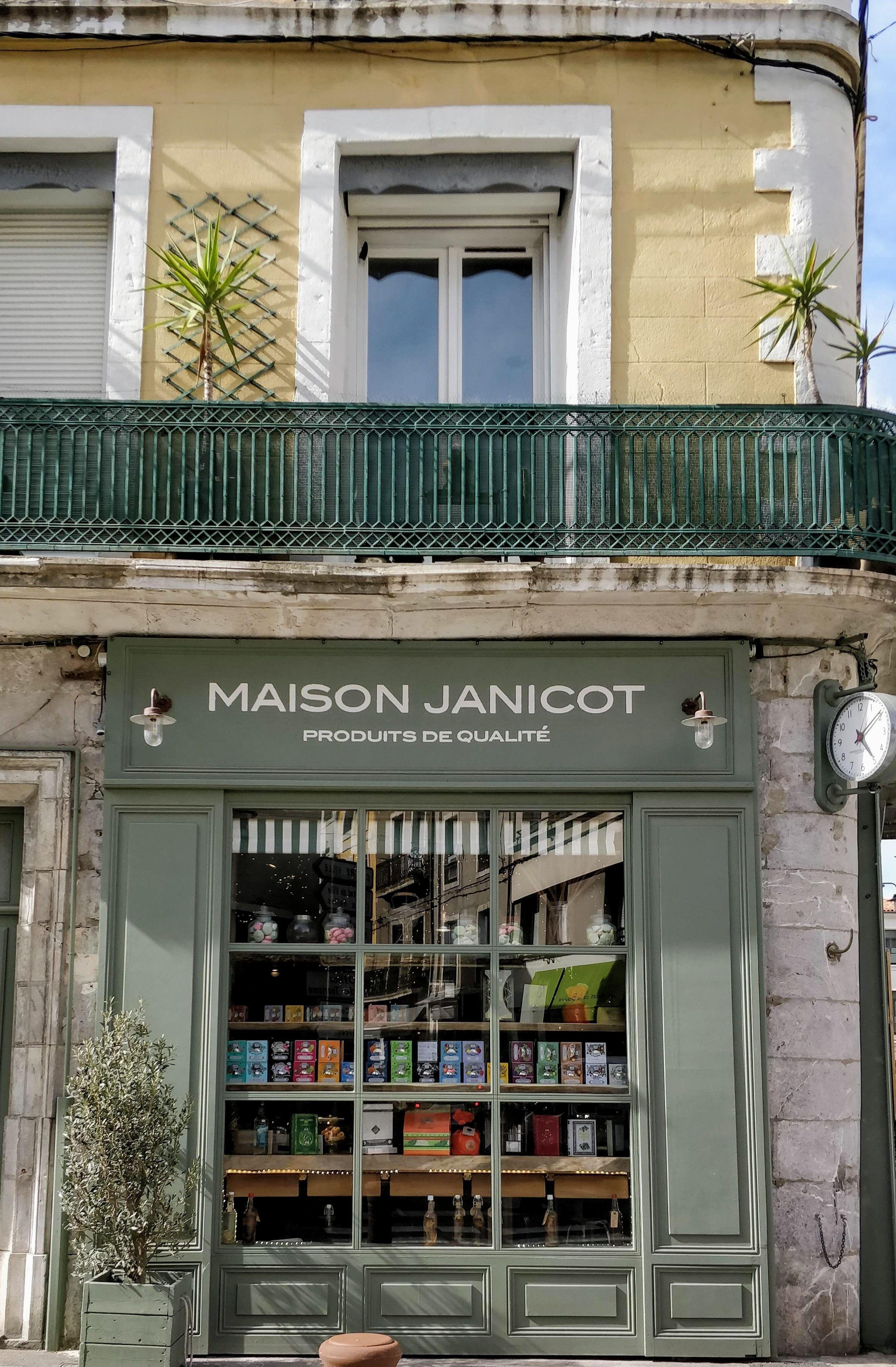MAISON JANICOT SETE